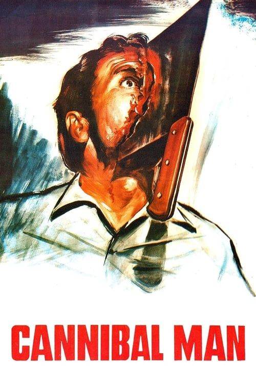 Key visual of The Cannibal Man