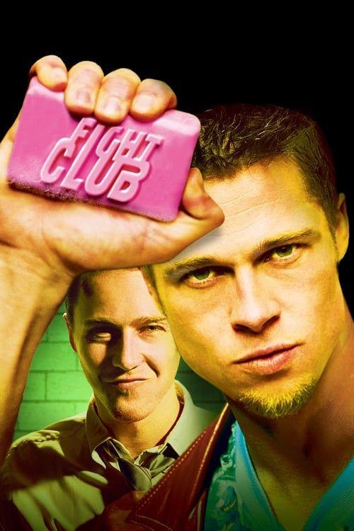Key visual of Fight Club