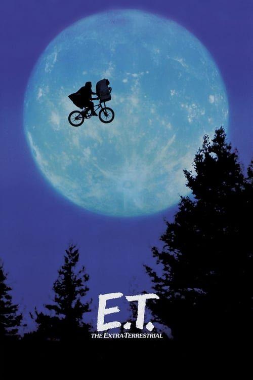 Key visual ofE.T. the Extra-Terrestrial