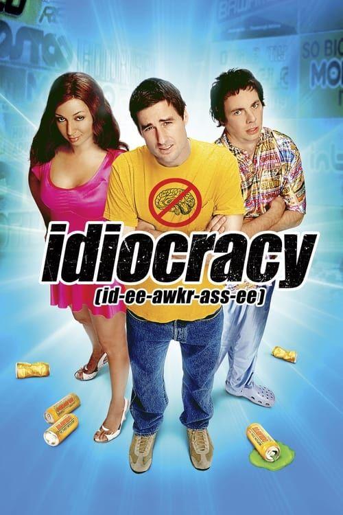 Key visual of Idiocracy