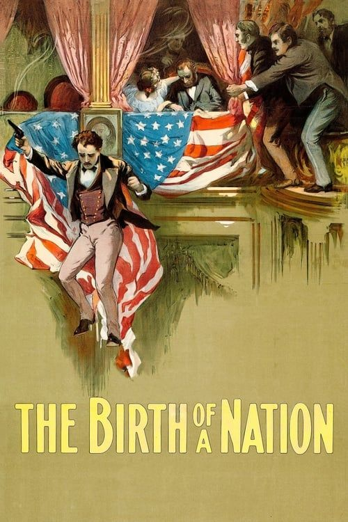 Key visual ofThe Birth of a Nation