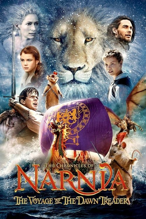 Key visual ofThe Chronicles of Narnia: The Voyage of the Dawn Treader