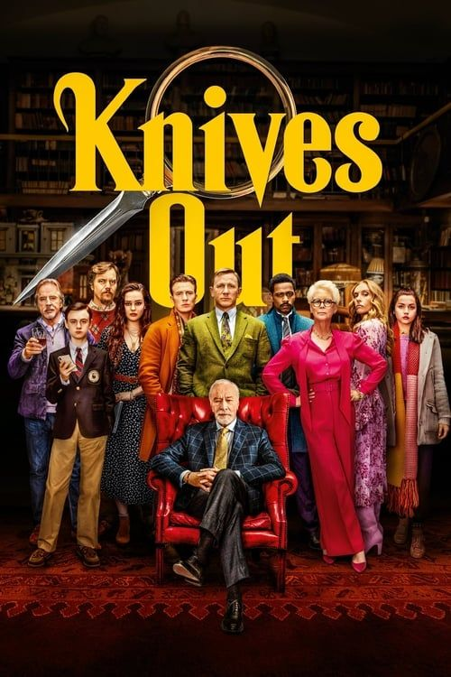 Key visual ofKnives Out