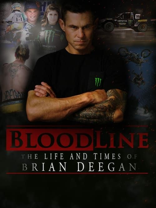 Key visual of Blood Line: The Life and Times of Brian Deegan
