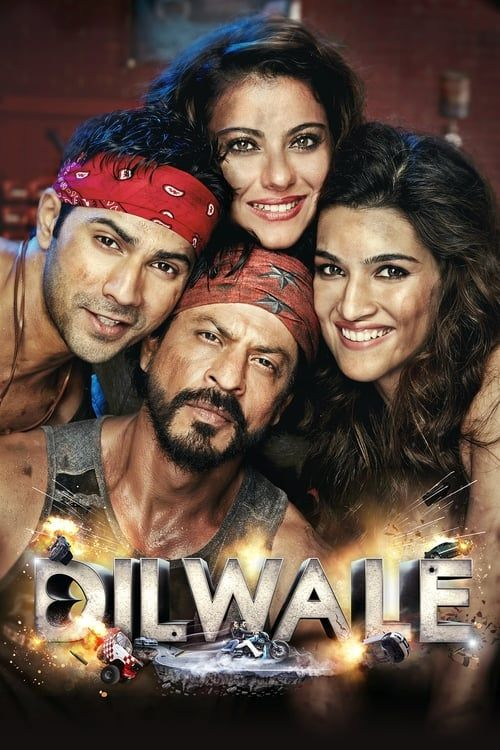 Key visual of Dilwale