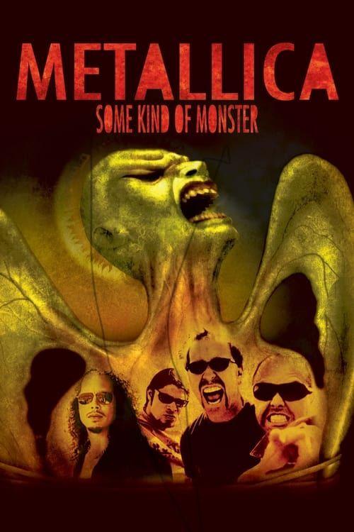 Key visual of Metallica: Some Kind of Monster