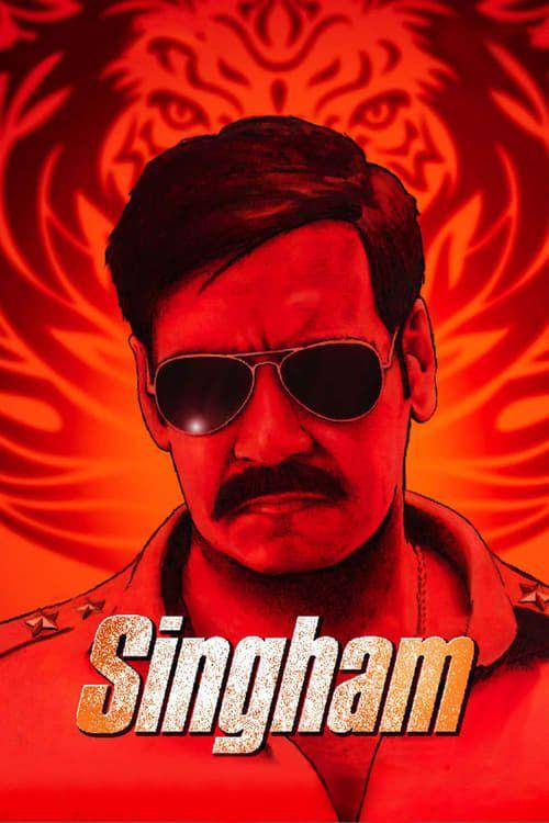 Key visual of Singham