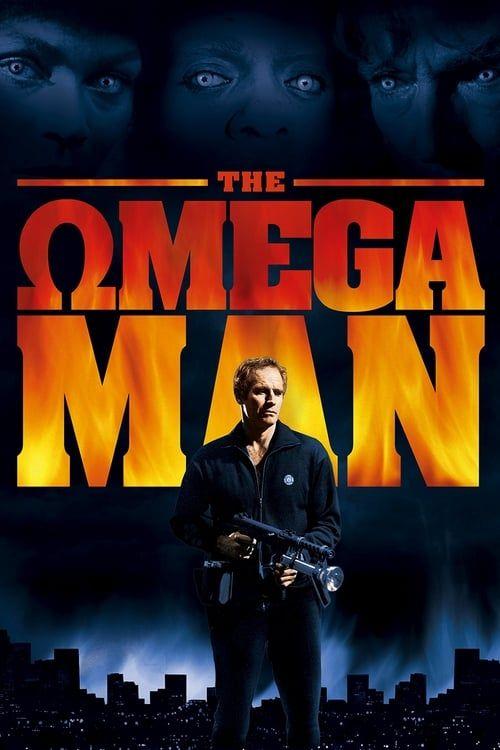 Key visual of The Omega Man
