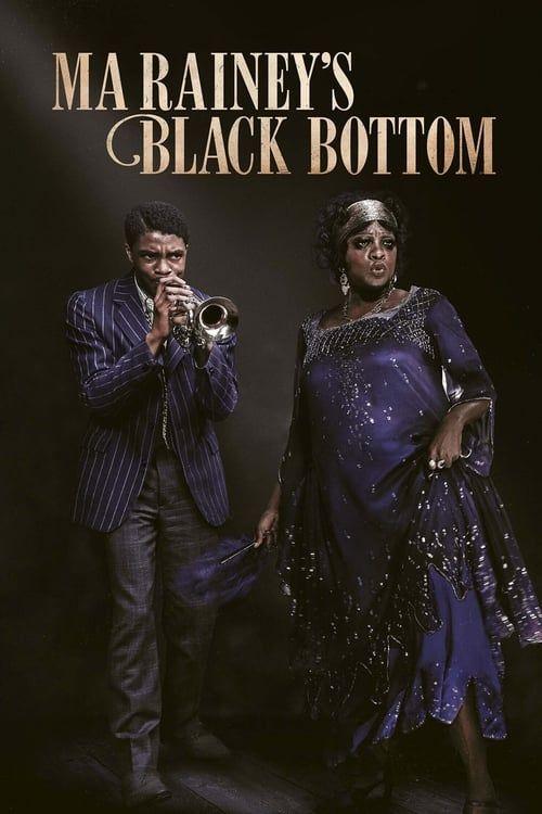 Key visual of Ma Rainey's Black Bottom