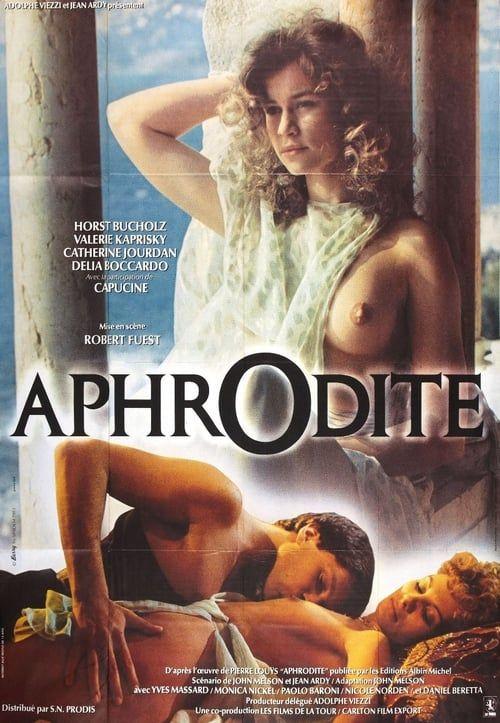 Key visual of Aphrodite