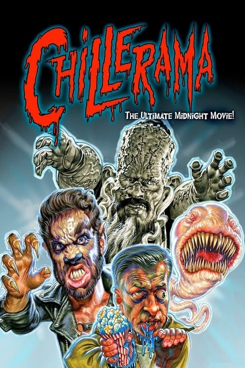 Key visual of Chillerama
