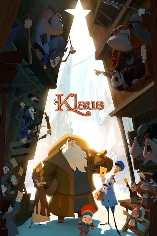 Key visual ofKlaus