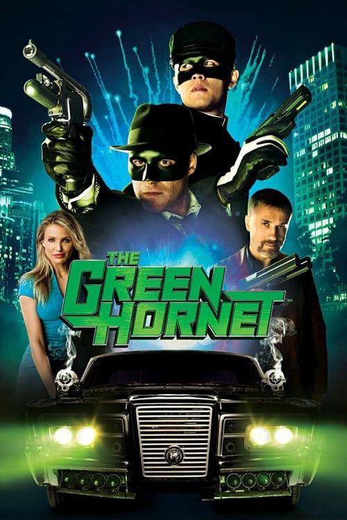 Key visual of The Green Hornet