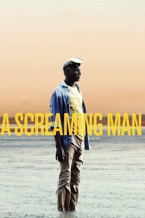 Key visual ofA Screaming Man