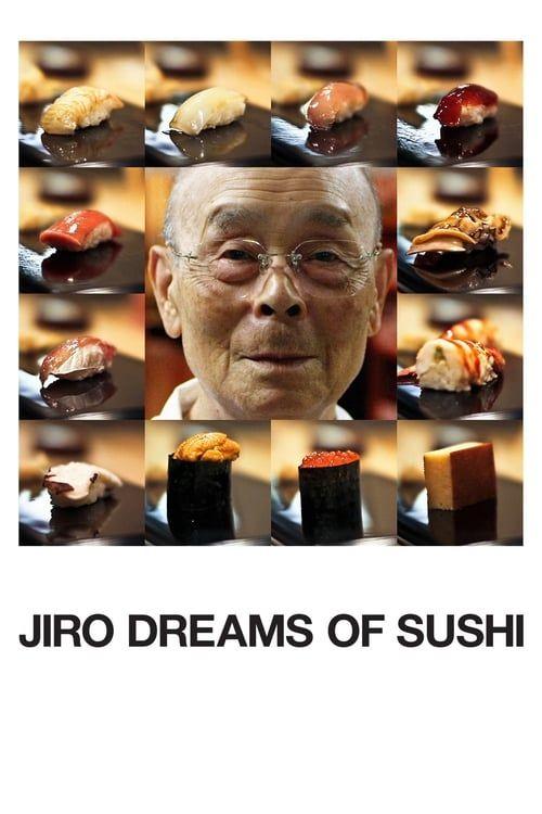 Key visual of Jiro Dreams of Sushi
