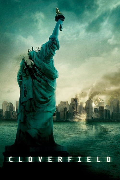 Key visual ofCloverfield