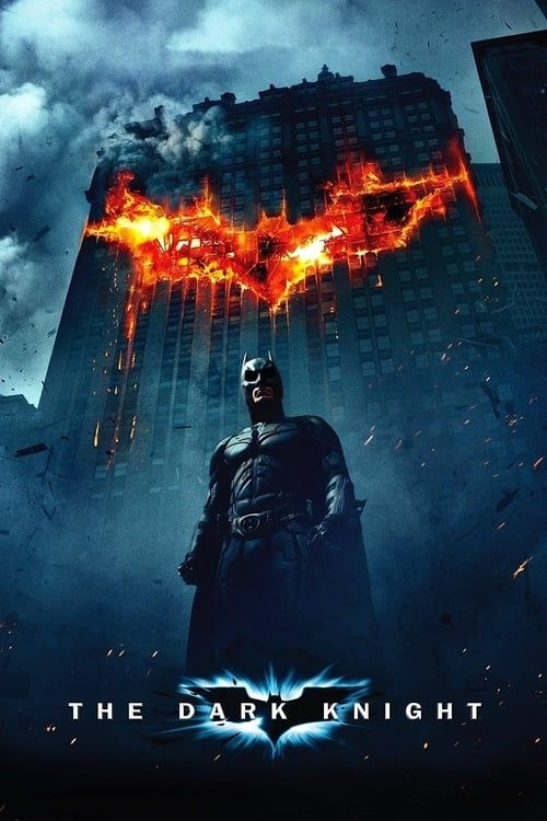 Key visual ofThe Dark Knight