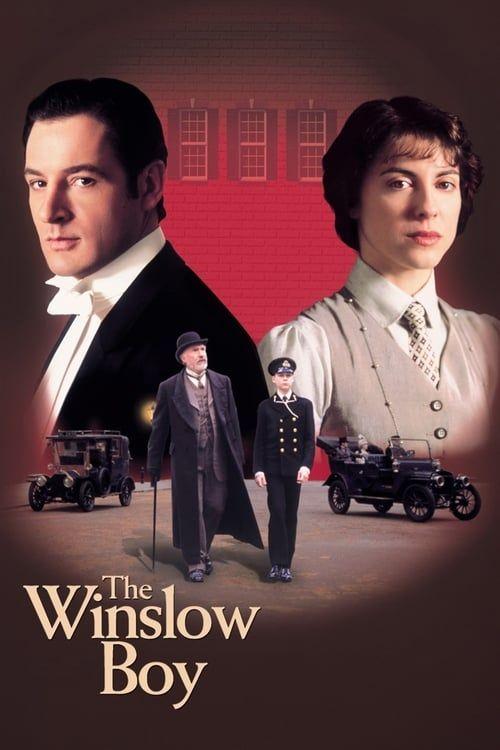 Key visual of The Winslow Boy