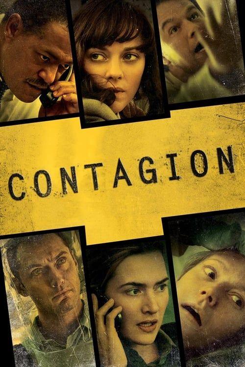 Key visual of Contagion