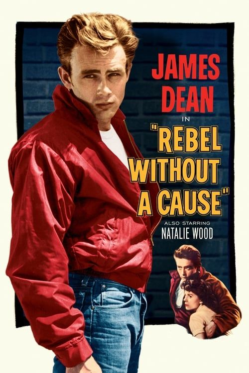 Key visual of Rebel Without a Cause