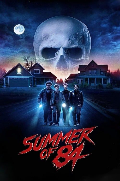 Key visual of Summer of 84