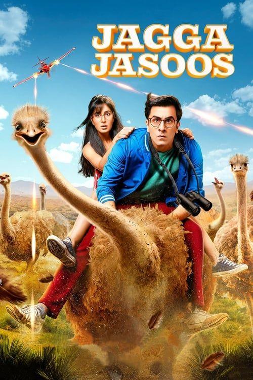 Key visual of Jagga Jasoos