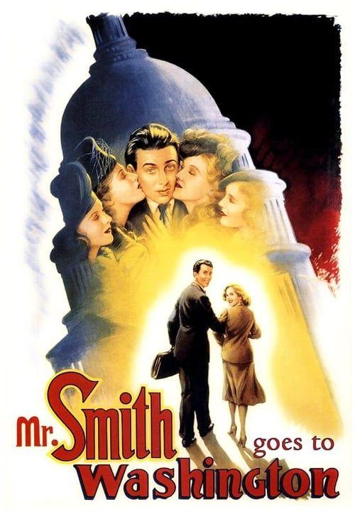 Key visual of Mr. Smith Goes to Washington