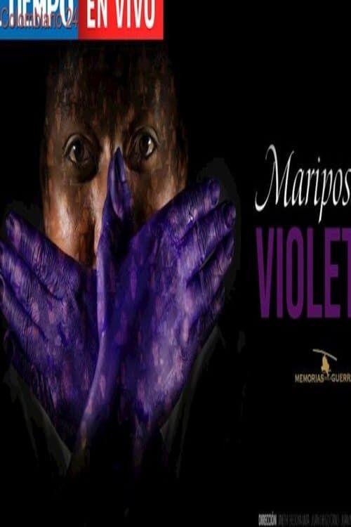 Key visual ofMariposas Violeta