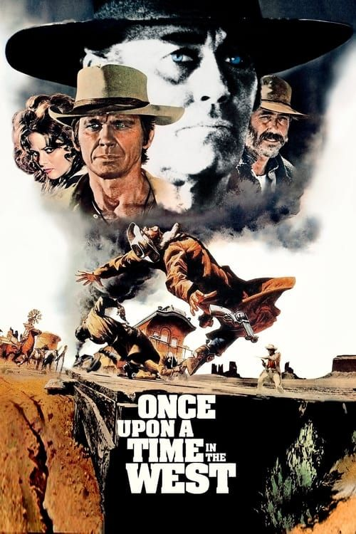 Key visual of Once Upon a Time in the West