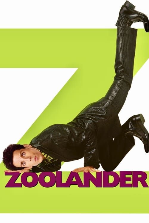 Key visual of Zoolander