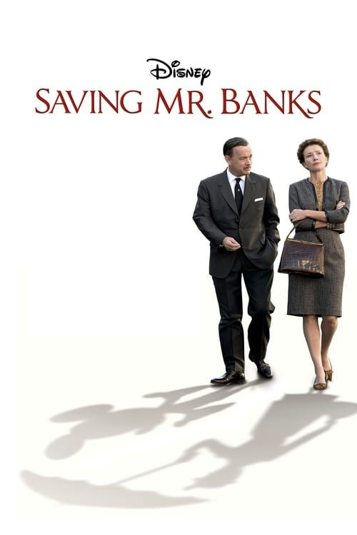 Key visual of Saving Mr. Banks