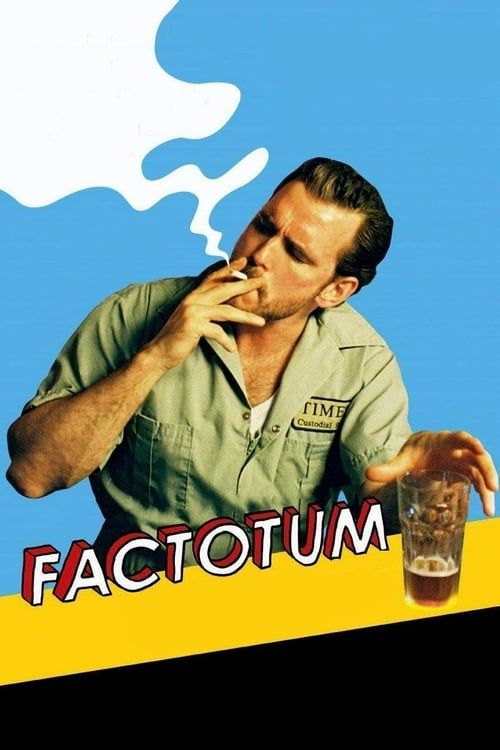 Key visual of Factotum