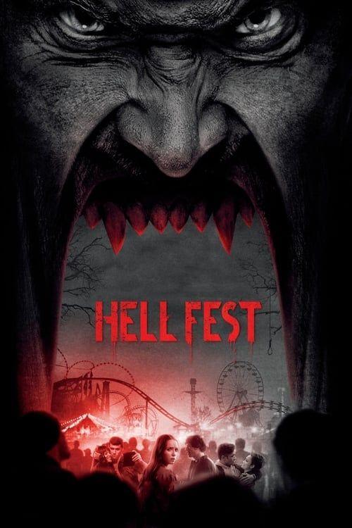 Key visual of Hell Fest