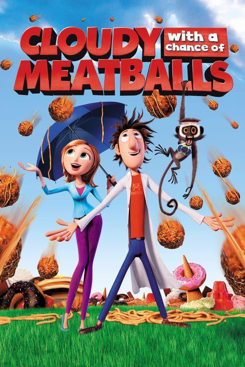 Key visual of Cloudy with a Chance of Meatballs
