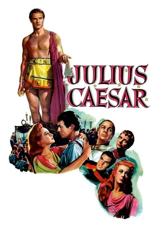 Key visual of Julius Caesar