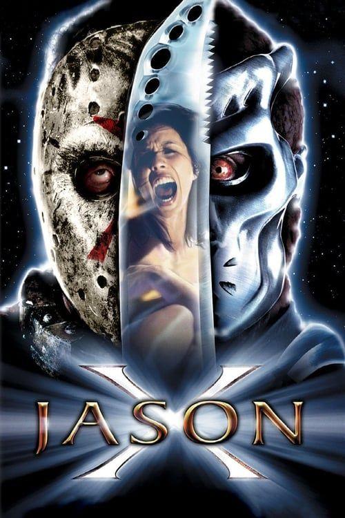 Key visual ofJason X