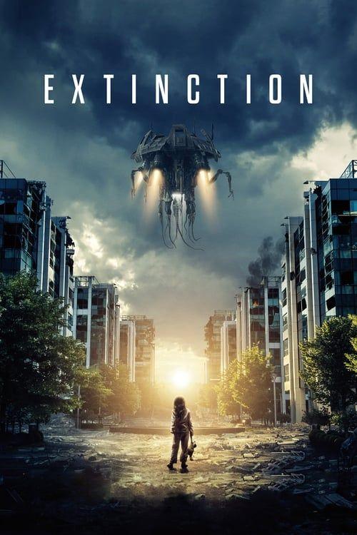 Key visual of Extinction