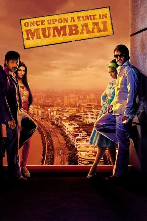 Key visual of Once Upon a Time in Mumbaai