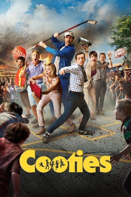 Key visual of Cooties