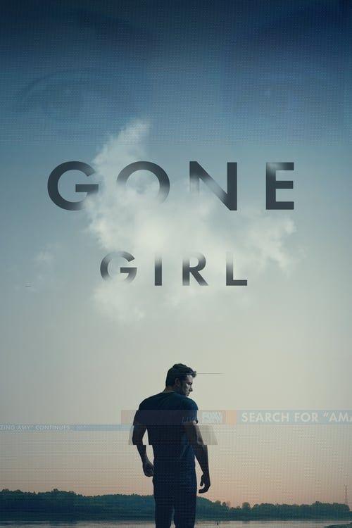 Key visual ofGone Girl