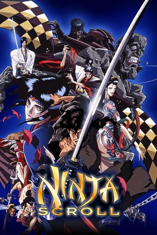 Key visual of Ninja Scroll