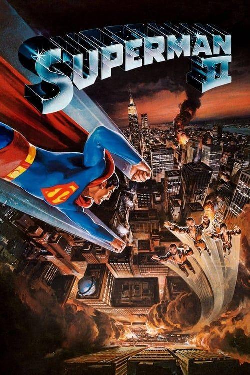Key visual of Superman II
