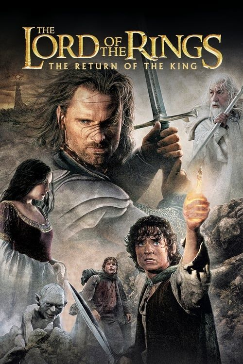 Key visual ofThe Lord of the Rings: The Return of the King