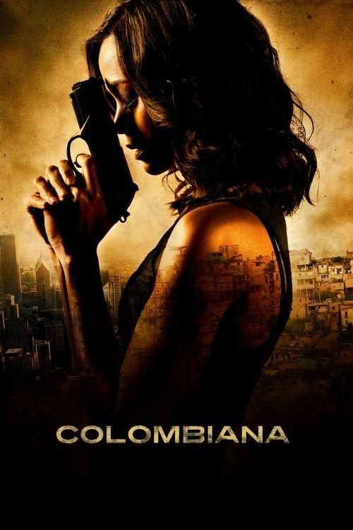 Key visual of Colombiana