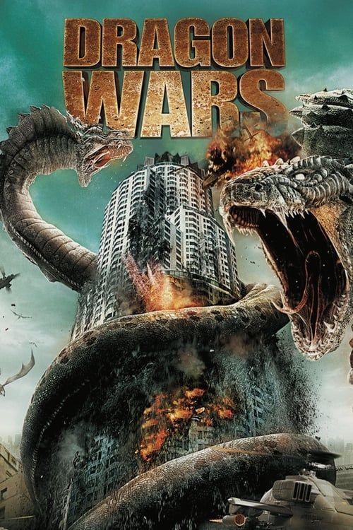 Key visual of Dragon Wars