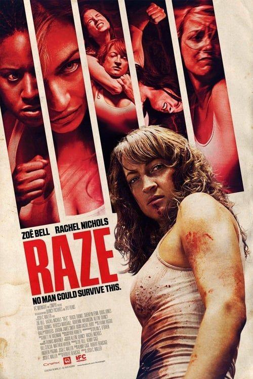 Key visual of Raze