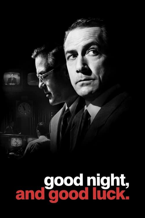 Key visual ofGood Night, and Good Luck.