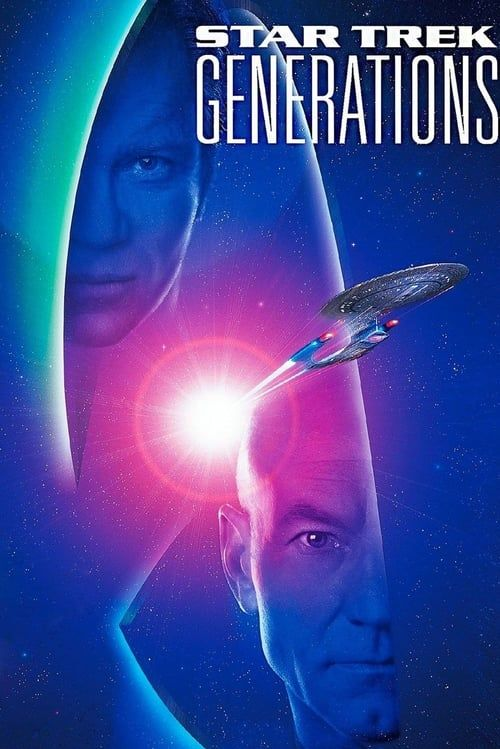 Key visual of Star Trek: Generations