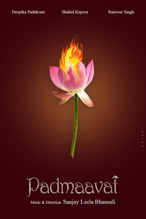 Key visual of Padmaavat