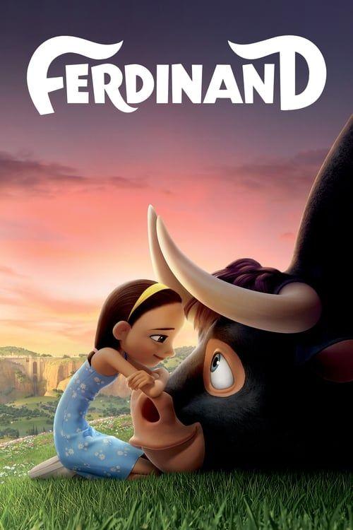 Key visual of Ferdinand
